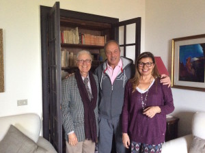 Dott.ri-Francesco-e-Ines-De-Sanctis-con-il-prof.-Cardillo